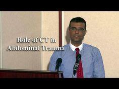 Role of CT in Abdominal Trauma .... د : أحمد رفاعي - YouTube