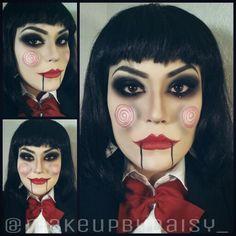 jigsaw @makeupbydaisy_ @daisycanales_mua @daisycanales_ Daisy Canales Makeup Artist