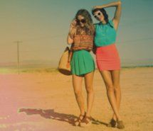 Inspiring picture colourful, eyeglasses, fashion, girl. Resolution: 406x261 px. Find the picture to your taste!