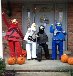 Lego Ninjagos Costume - Photo 2/2