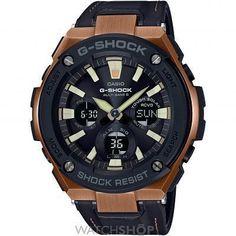 Mens Casio G-Steel Street Vintage Style Alarm Chronograph Watch GST-W120L-1AER #menswatchesvintage