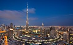 View From The Top: Dubai Skyscapes By Daniel Cheong #GlobalLuxuryTravel #Dubai #JWMarriott #Ad
