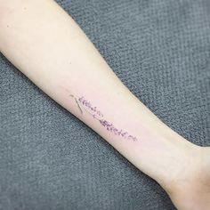 lavender tattoo - Sök på Google