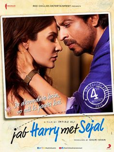 Jab Harry Met Sejal: The Undoing of a Bad Boy Imdb Movies, New Movies, 2017 Movies, Films, Hd Streaming, Streaming Movies, Ali Film, Kannada Movies Online, Movie Tickets
