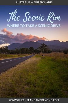 A Scenic Rim drive: Condamine River and Falls Drive Cool Places To Visit, Places To Travel, My Road Trip, Valley View, Australia Travel, Queensland Australia, Weekend Trips, Where To Go, The Great Outdoors