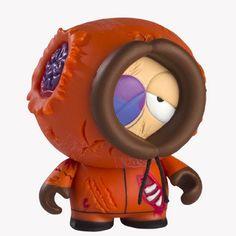 R$45,90 Kidrobot South Park Dead Kenny