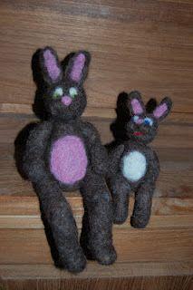 Huisje Wools: maart 2012
