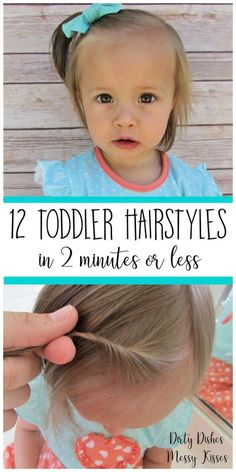 Someday when Cora has hair! 12 Toddler Hair Styles – Toddler girl hairstyles ideas that are easy, cute and fast. Someday when Cora has hair! 12 Toddler Hair Styles – Toddler girl hairstyles ideas that are easy, cute and fast. Easy Toddler Hairstyles, Baby Girl Hairstyles, Braided Hairstyles, Simple Hairstyles, Hairstyles 2016, Toddler Girl Haircuts, Hairstyle Ideas, Wedding Hairstyles, Toddler Braids