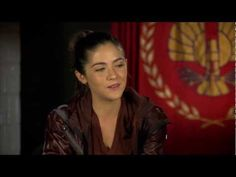 Isabelle Fuhrman 'The Hunger Games' Interview   She is an great actress!! :D