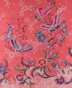 Batik Encim Pagi-Sore