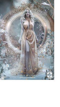 Fantasy Art Women, Beautiful Fantasy Art, Dark Fantasy Art, Fantasy Girl, Fantasy Artwork, Elfen Fantasy, Anime Fantasy, Fantasy Character Design, Character Art