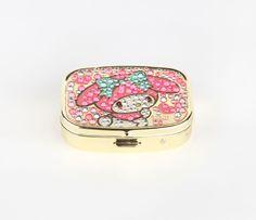 My Melody Small Trinket Box: Sparkle