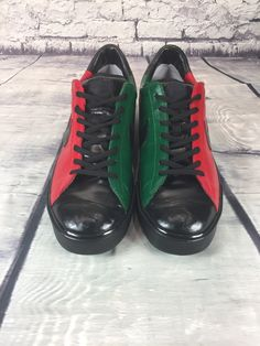 timeless design b3ea6 67346 Def Laces-Nike Sweet Classics (RBG Style) Custom Painted Shoes, Dr Martens