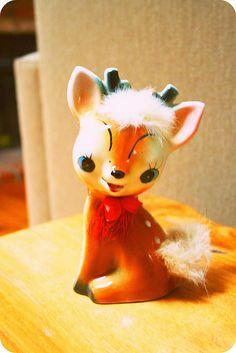 How cute is this little deer????