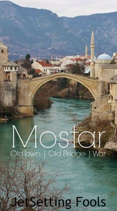 We're continuing our stay in the Balkan region, this time spending a week inland in Mostar, Bosnia-Herzegovina. I regrettably admit that my knowledge of this area is based on a weak recollection of high school social studies – and suffice it to say that isn't getting me very far. We are learning as we go, reading as much history as we can, while getting a true history lesson just by walking down the street. So far, we've had a great introduction to Mostar.