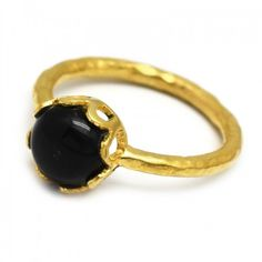 Black Onyx Gemstone Light Weight Handmade Ring Latest Ring Designs, Handmade Rings, Black Onyx, Sapphire, Fashion Jewelry, Wedding Rings, Engagement Rings, Gemstones, Enagement Rings