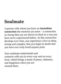Deep Feeling Soulmate Real Love Quotes - True love is finding your soulmate in your best friend faye hall 199 quotes have been tagged as deep love. Soulmate And Love Quotes God Brought Us . Soulmate Love Quotes, Now Quotes, Go For It Quotes, True Love Quotes, Be Yourself Quotes, Words Quotes, Sayings, Soulmates Quotes, Bad Love Quotes