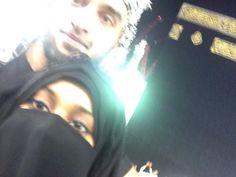 "9 Likes, 1 Comments - 🗺📸S H A H I N A I S L A M🛩🎥 (@shahinasvlogs) on Instagram: ""#ummrah2015 #2015 with my #Husband #Makkah #Madina #pilgrimage #Hijaz #Niqab #MiddleEast…"""