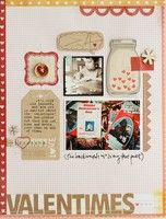 A Project by gluestickgirl from our Scrapbooking Gallery originally submitted 02/13/12 at 12:00 AM