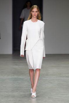 Calvin Klein Collection   Nova York   Verão 2014 RTW