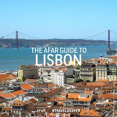 Lisbon is full of charm and friendly people. The best way to get to know this picturesque City of Seven Hills is to stroll up and down its streets, entering into narrow alleys of historic neighborhoods like Alfama. Portugal Vacation, Portugal Travel, Portugal Trip, Visit Portugal, Spain And Portugal, Algarve, The Places Youll Go, Places To See, Cities