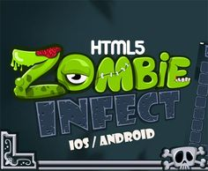 Zombie Infect is a free Puzzle Games. You can play the game on smartphone and tablet (iPhone, iPad, Samsung, Android devices and Windows Phone)