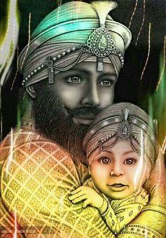 Birthday Tree, Birthday Wishes, Guru Gobind Singh, Dev Ji, Gurbani Quotes, Character, Special Birthday Wishes, Birthday Greetings, Lettering
