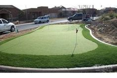 CCGrass offers artificial putting greens diy at wholesale prices. Here are some CCGrass artificial greens' benefits: Convenient substitute to natural golf putting green turf; Comfortable golf experience close to a real one. It is applicable for both indoo
