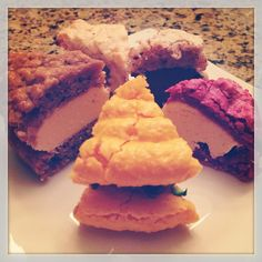 Macaroon Sandwiches | Jeni's Splendid Ice Creams