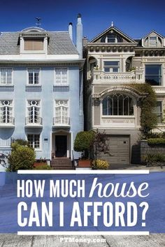 "You should be asking ""how much house can I afford with my salary?"" This is a great question to ask. Aren't you asking ""how much house can I afford on my income?"" http://ptmoney.com/how-much-house-can-i-afford/"