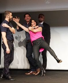 I give you Captain Hook and The Evil Queen. #FT4