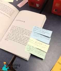 Students to Close Read When You Can't Mark the Text Teaching Students to Close Read. When you can't mark the text!Teaching Students to Close Read. When you can't mark the text! Reading Lessons, Reading Skills, Teaching Reading, Reading Activities, Guided Reading, Reading Jobs, Counseling Activities, 6th Grade Reading, Middle School Reading