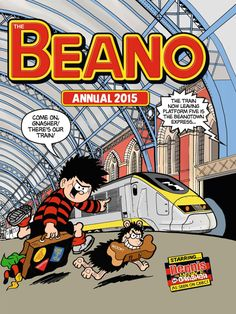 The Beano Annual #2015 (Issue)