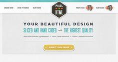 Pixel2 HTML | Website Showcase | The Design Inspiration