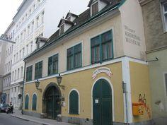 Vienna, Museum of some fine art :) (Kriminalmuseum)