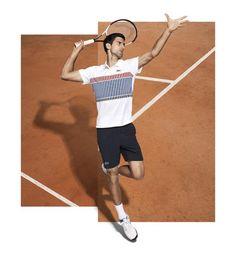 René Lacoste Novak Djokovic