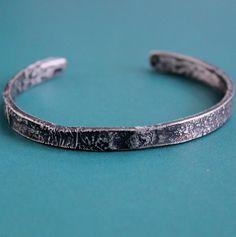 Men's Rugged Silver Cuff Bracelet Sterling Silver Cuff Bracelet, Silver Bangle Bracelets, Bracelets For Men, Man Bracelet, Thing 1, Men's Jewellery, Jewelry, Rings For Men, Money Clips