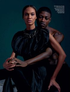 Snapshot: Joan Smalls, Dominique Hollington, and More by Matthew Stone for GQ Style Special Collector's Issue #16