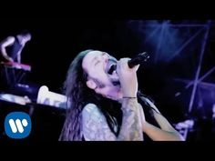 Korn - Get Up! ft. Skrillex [OFFICIAL VIDEO] - YouTube