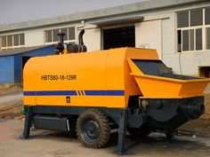 Diesel concrete pump has high efficiency, flexible use, wide application, compact structure! Contact us for reliable concrete pump with different models! Construction Machines, Construction Types, Trailers For Sale, New Trailers, Water Pump Motor, Ready Mixed Concrete, Diesel Brand, Types Of Concrete, Local Contractors