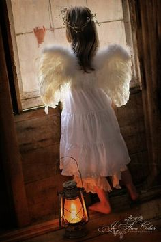 "*""May you always walk with #Angels."""