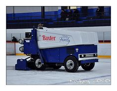 Behind the wheel the life of a zamboni driver st louis for Zamboni room design