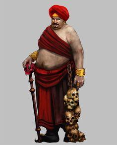 Evil Sultan by Seraph777 on DeviantArt