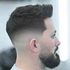 Low Fade Mens Haircut, Drop Fade Haircut, Best Fade Haircuts, Guy Haircuts Long, Mens Hairstyles Fade, Haircuts Straight Hair, Cool Haircuts, Latest Hairstyles, Beard Fade