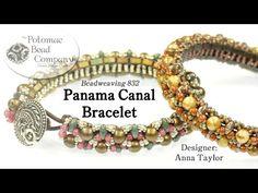 """"""" Panama Canal """" Bracelet (Part 2) - YouTube"""
