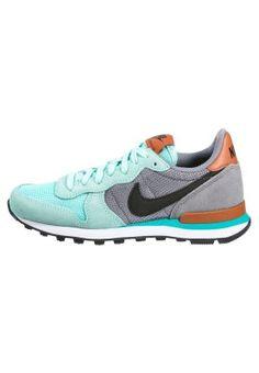 Schoenen Nike Sportswear INTERNATIONALIST - Sneakers laag - artisan teal/black/cool grey/dark rust munt: \u20ac 89,95 Bij Zalando (op 20-4-15).