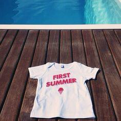 Les petons dans l'eau aujourd'hui ! ☀️ Monsieur Tshirt, Book Instagram, One Summer, Hui, T Shirt, Tops, Women, Fashion, Bebe