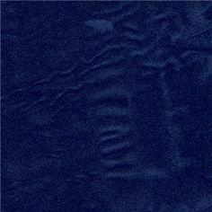 Solid Navy Blue Charmeuse Satin Fabric18 YARD BOLT