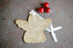 Angel Christmas Ornament Geschenk Tag von thegiftgardenshoppe