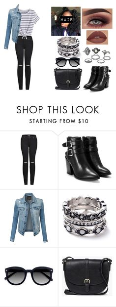 """Going For A Stroll In Style"" by kaylamstar ❤ liked on Polyvore featuring 2LUV, Nasty Gal, LE3NO, WithChic, Ace, John Lewis and Charlotte Russe"